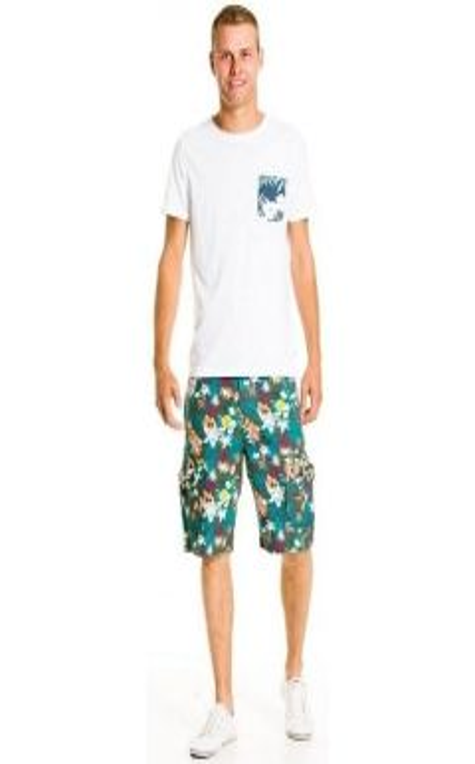 Jack und Jones cargo shorts, hellblau