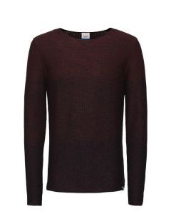 Jack und Jones jorswing crew neck sweater, syrah rot