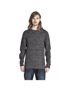 G-sus basket sweater, dunkelgrau
