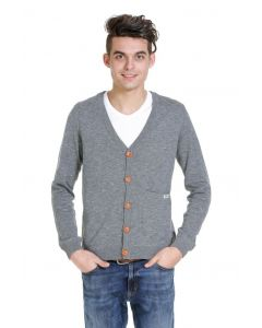 Jack & Jones Jens Cardigan, grau